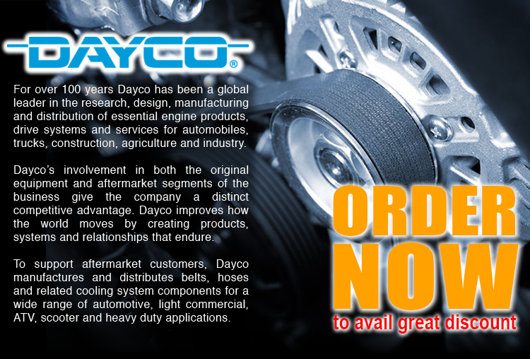 Dayco - Order Now